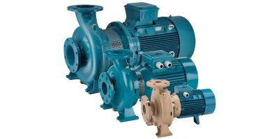 Model NM4, NMS4 - Close Coupled Centrifugal Pumps