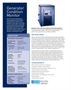 GCM-X - Generator Condition Monitor – Explosion-Proof Desig Brochure