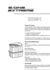 Model IH091 - Grinder Pump Station Datasheet