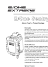 E/One - Sentry Alarm Panel - Protect Package Datasheet