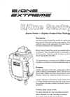 E/One - Sentry Protect Plus Alarm Panel - For Duplex Grinder Pump Stations Datasheet