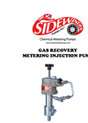 Model 42D/62F/82D - Gas Recovery Chemical Metering Pump Brochure