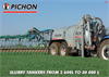 Two-Axle Slurry Tanker Brochure