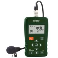 Extech - Model SL400 - Personal Noise Dosimeter with USB Interface