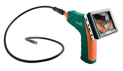 Extech - Model BR250 - Video Borescope/Wireless Inspection Camera