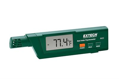 Extech - Model RH25 - Heat Index Psychrometer