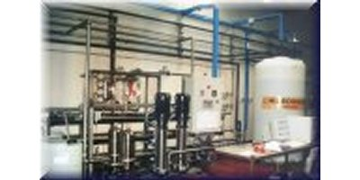 HIDROMATIC - Model ORT / ORP  - Automatic Reverse Osmosis Systems