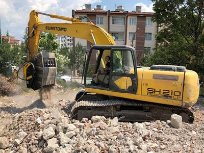Demolition of a building: Is it just a pile of rubble and waste?-1