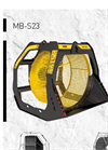 MB-S23 Screening Bucket - Brochure