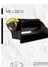 MB-L200 Crusher Bucket Product Brochure