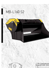 MB-L160 S2 Crusher Bucket - Brochure