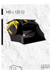 MB-L120 Crusher Bucket - Brochure
