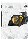 MB-LS220 Screening Bucket - Brochure