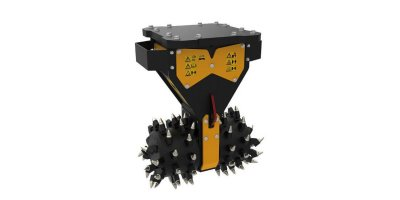 MB Crusher - Model MB-R900 - Drum Cutter