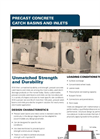 Curb Inlets and Catch Basins Brochure