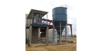 Flanged Water Treatment Plants