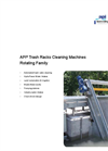API Rotating Cleaning Machines Brochure