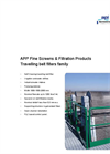 API Belt Filters Brochure