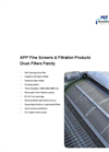 API Drum Filters Brochure