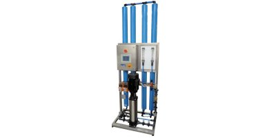 Model BWE series - Reverse Osmosis Systems