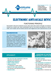 Electronic anti-Scale Devices - Brochure