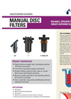 Netafim - Manual Disc Filters - Brochure