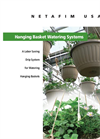 Hanging Basket Watering Systems Brochure