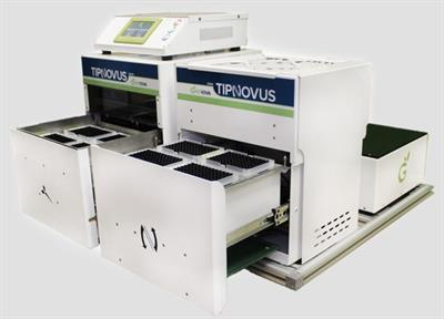 TipNovus - Benchtop Automated High-Throughput Washing Device