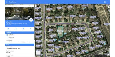 GeoViewer Online - Diverse Cloud Mapping Solution Software