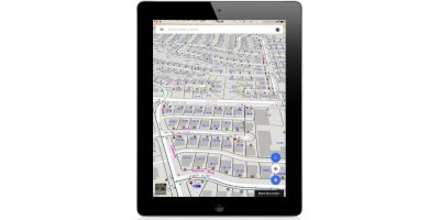 GeoViewer Mobile - For iPad
