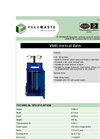 Model VB40 - Vertical Baler Brochure