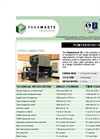 Powerkrush - Model 50 - Static Compactor Brochure