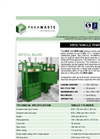 Model VB56 - Vertical Baler Brochure