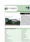 Powerkube - Semi Automatic Horizontal Balers Brochure