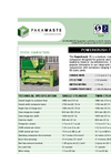 Powerkrush - Model 75 - Static Compactor Brochure