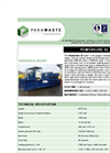 Powerkube - Model XL - Semi Automatic Horizontal Baler Brochure