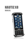 Handheld - Model Nautiz X8 - Manual