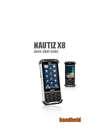 Handheld - Model Nautiz X8 - QUICK START GUIDE