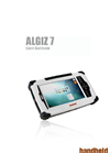 Algiz 7 - Rrugged Tablet PC for Outdoor Environments - Quick Start Guide