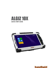 Algiz 10X - Rrugged Tablet PC - QUICK START GUIDE