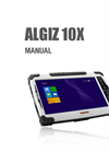 Algiz 10X - Rrugged Tablet PC - Manual