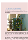Multimedia Sand Filters Brochure