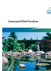 GreenSeal - Model EPDM - Pond Liner Brochure