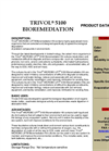 Trivol Model 5100 Fast Remediation on ALL Surfaces Product Data Sheet