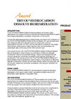 Hydrocarbon Dissolve Bioremediation Kit Bacterial Cultures Product Data Sheet