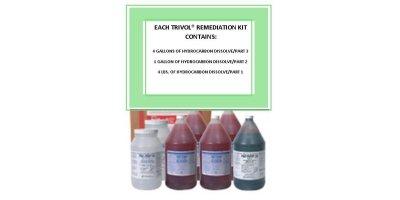 Trivol - Hydrocarbon Dissolve Bioremediation Kit