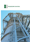Nucor Grating - Molded Fibreglass Reinforced Plastic Grating (FRP) Brochure