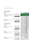 Nucor Grating - Model Type 15 - Close Mesh Steel Bar Grating Brochure