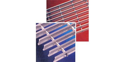 Fisholow Aluminum Grating