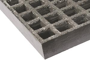Nucor Grating - Molded Fibreglass Reinforced Plastic Grating (FRP)
